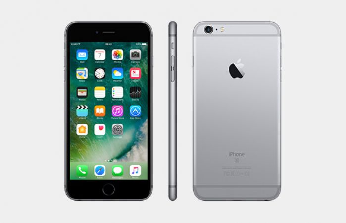 Apple iPhone 6 4G 64GB Negro