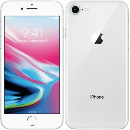 Apple Iphone 8 4G 64GB Platiado