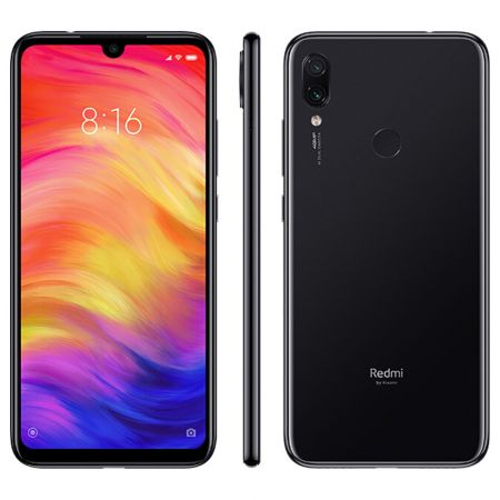 Xiaomi Redmi Note 7 4G 64GB Negro