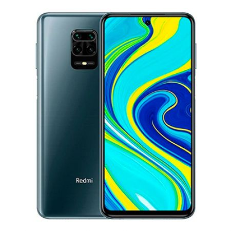 Xiaomi Redmi Note 9 4G 64GB Gris
